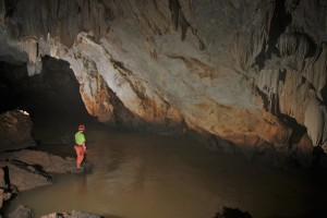 Red River cave